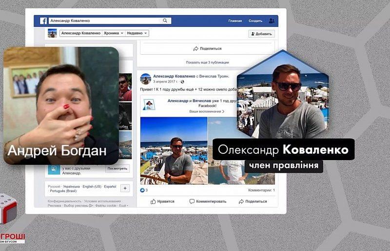 Глава АП Богдан засветился в офшоре, причастном к кредитной афере на 200 млн. (ВИДЕО)