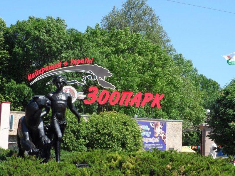 Сегодня в Николаевский зоопарк вход детям – бесплатный