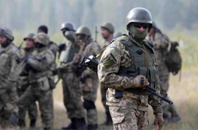 За сутки на Донбассе боевики 28 раз обстреляли позиции ВСУ, один боец ранен
