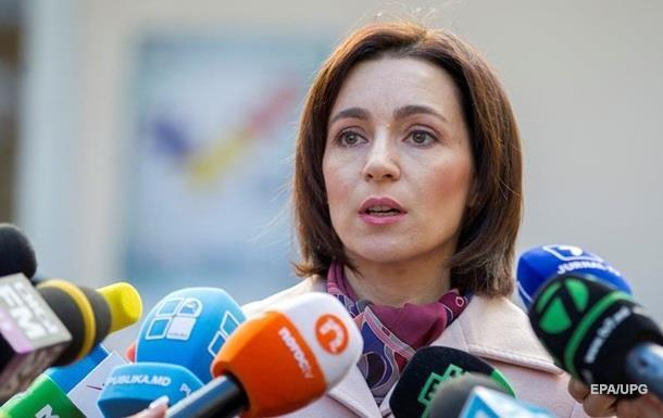 """Зеленский поздравил нового президента Молдовы: ждет """"европейское будущее наших народов"""""""