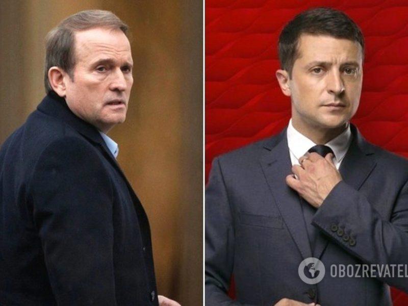 Партии Зеленского и Медведчука в Николаеве зарегистрированы в одном    офисе и одном кабинете
