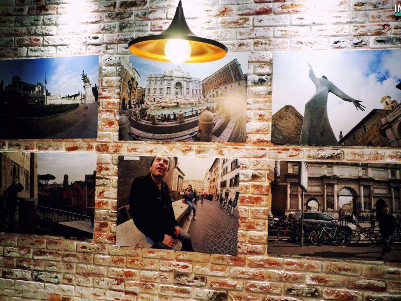Николаевский фотограф и «Мистер объектив» Вадим Федоров представил выставку о Вечном городе (ФОТО)