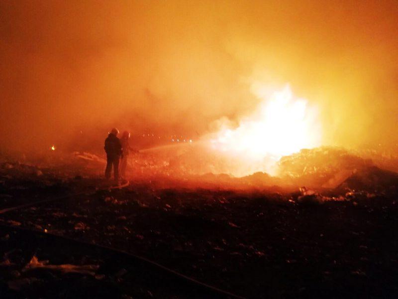 На Николаевщине не утихают пожары на открытых территориях – за сутки выгорело 13 га (ФОТО)