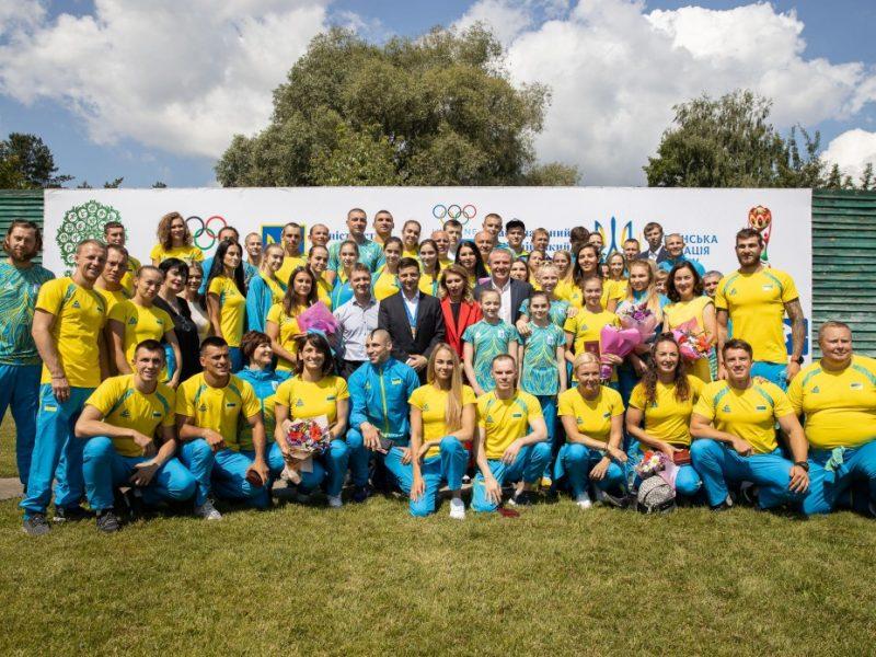 Две спортсменки из Николаева удостоены государственных наград за успешное выступление на ІІ Европейских играх