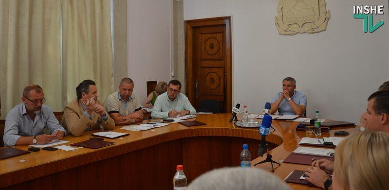 Исполком Николаевского горсовета не дал согласия на списание многоквартирных домов с балансов коммунальных и частных ЖЭКов (ВИДЕО)