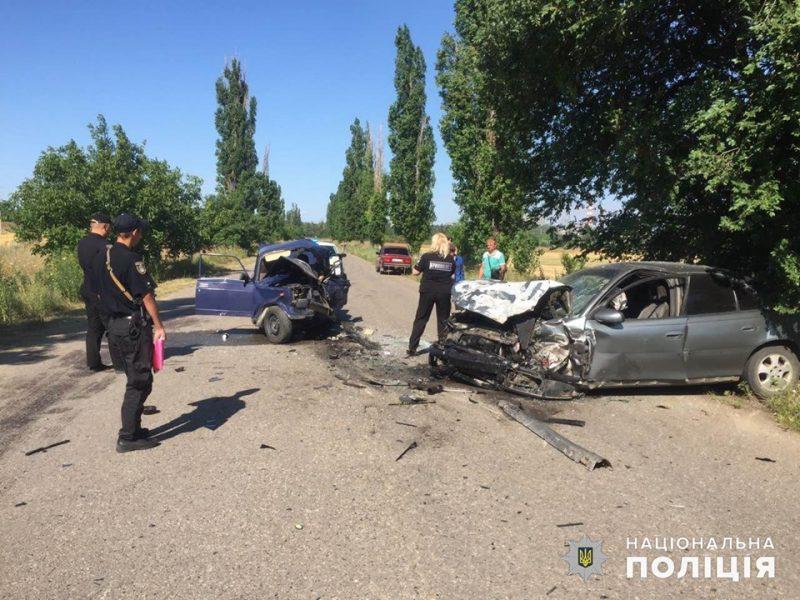 В ДТП на Николаевщине погиб 10-летний ребенок – он был за рулем автомобиля (ФОТО, ОБНОВЛЕНО)
