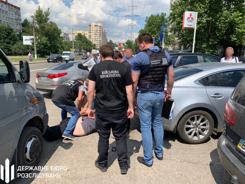 За взятку $1 тыс. задержан замначальника Березанской полиции (ФОТО)