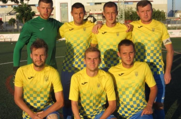 Паралимпийская сборная Украины стала серебряным призером ЧМ по футболу