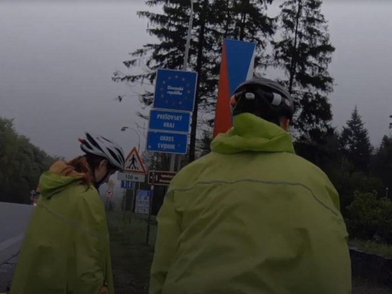 Объехать мир на велосипедах: украинская пара планирует побывать в 22-х странах за 80 дней (ВИДЕО)
