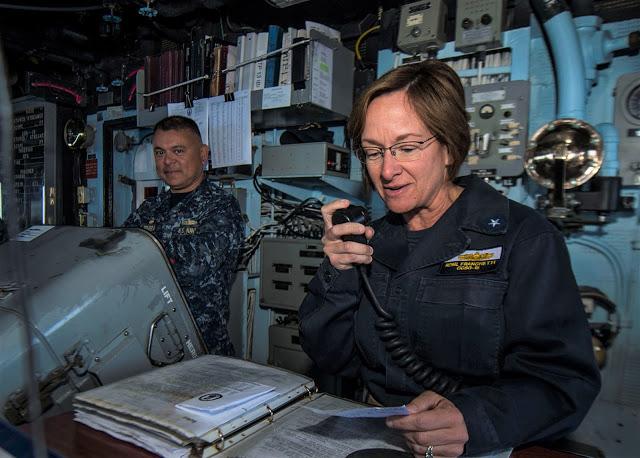 Командующая 6 флотом США поделилась впечатлениями о Sea Breeze-2019, которые проходили в Николаевской и Одесской областях