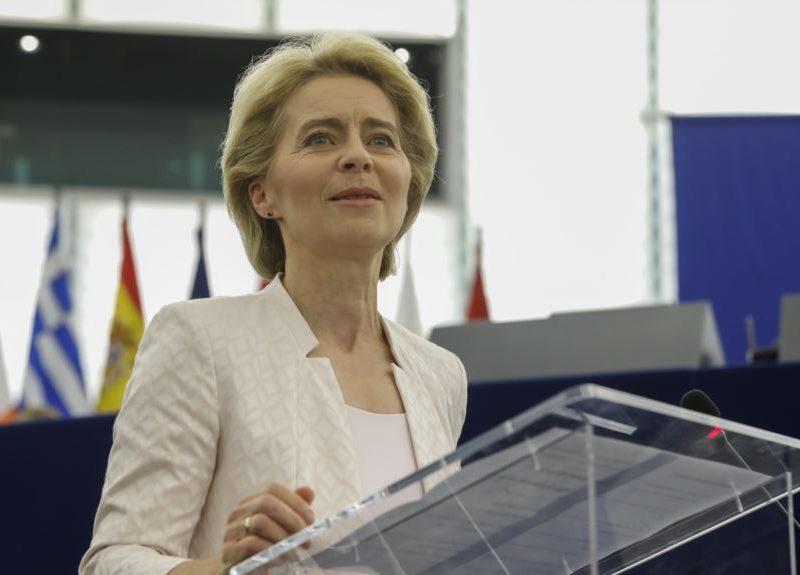Новый Президент Еврокомиссии предлагает принять первый экологический закон Евросоюза
