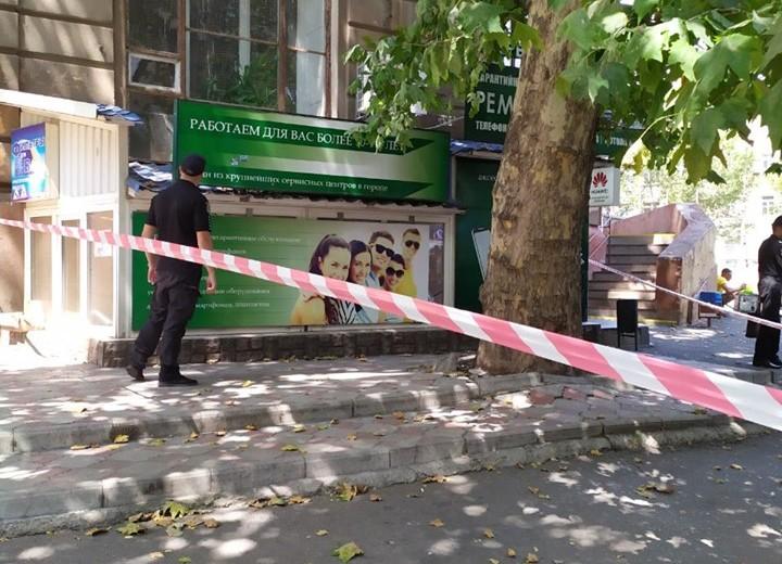 Жительница Николаева  «заминировала» сервисный центр, чтобы скрыть от мужа отсутствие денег на оплату ремонта компьютера