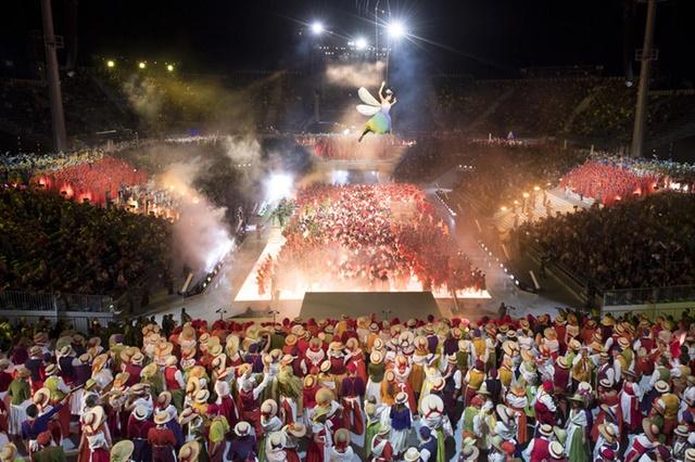 Раз в 20 лет: в Швейцарии стартует фестиваль виноделов (ФОТО)