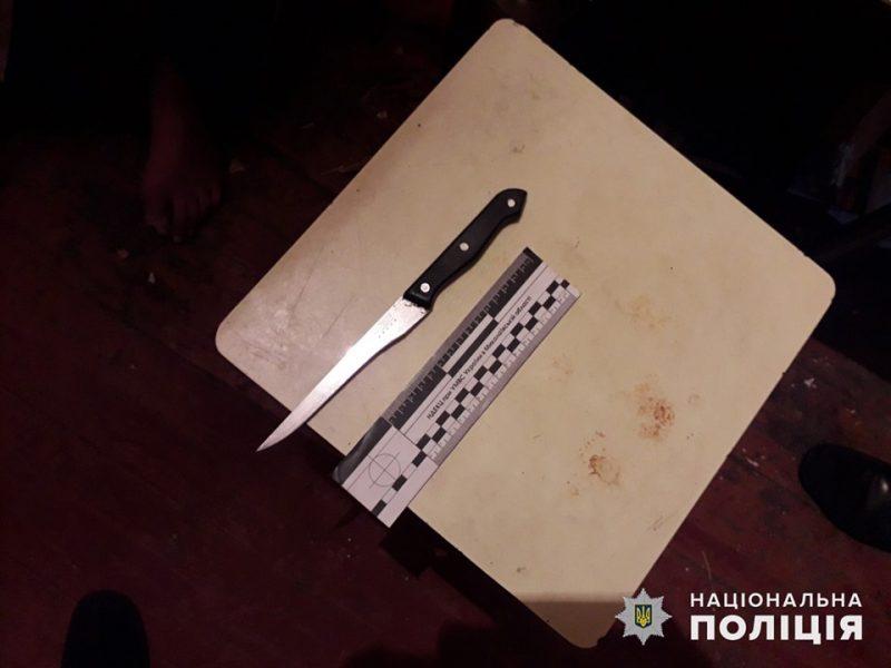 В Первомайске гость зарезал хозяина-собутыльника (ФОТО)