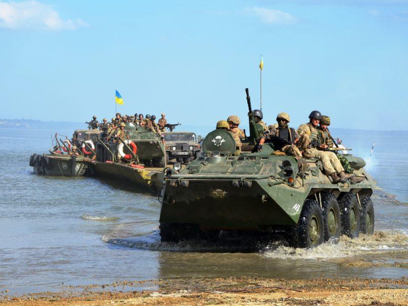 Сьогодні – день народження 36-ї миколаївської окремої бригади морської пехоти (ФОТО)