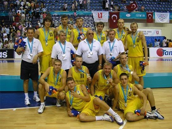 Игрок МБК «Николаев» сыграет в финальном матче сборных США и Украины на Универсиаде