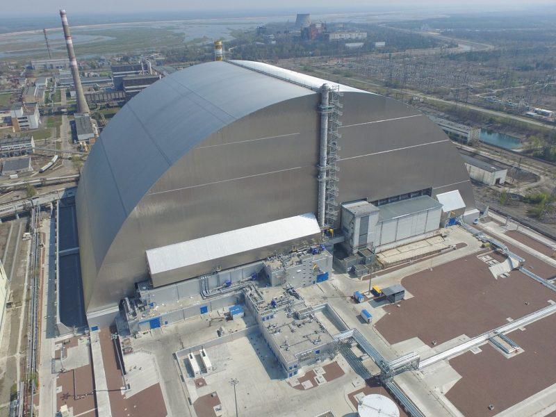 Под Саркофагом тлеет: ученых встревожило ускорение ядерных  реакций в 4-м блоке Чернобыльской АЭС