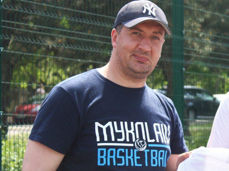 Исполнительный директор МБК «Николаев» Алексей Бесков: «Все наши спонсоры и партнеры подтвердили готовность продолжить совместную работу»