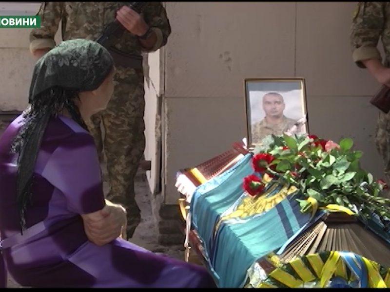 На Донбассе похоронили старшего матроса николаевской 36 бригады, убитого террористами (ВИДЕО)