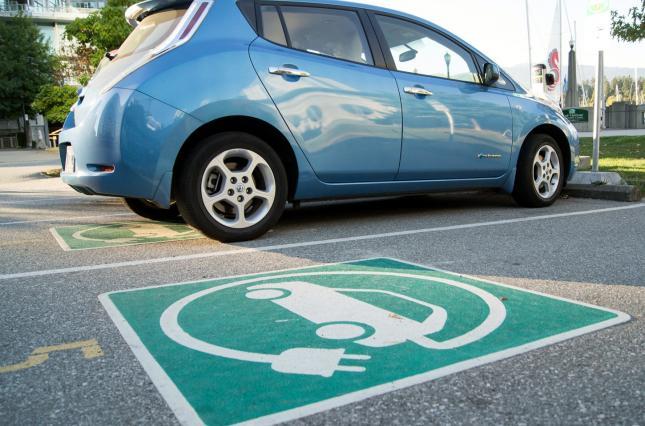Чтобы не перепутать: в Украине на электромобили будут устанавливать зеленые номера