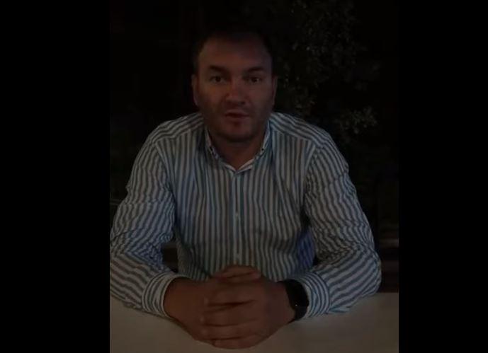Изгнанный Зеленским с совещания чиновник передумал судиться с президентом (ВИДЕО)