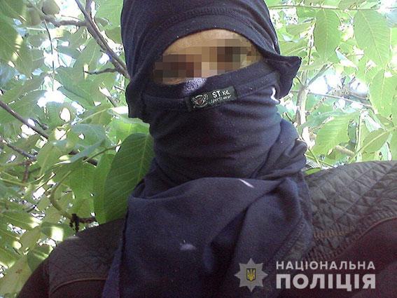 Преступник сделал селфи перед кражей на Николаевщине – его оперативно разыскали (ФОТО)