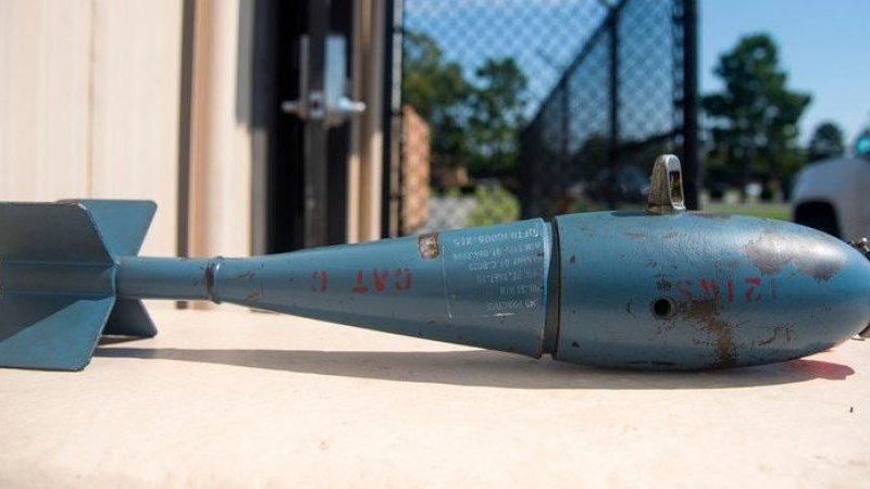 В США штурмовик сбросил учебные бомбы на Флориду после столкновения с птицей