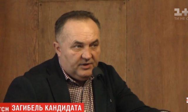 На 132-м округе на Николаевщине напротив фамилии кандидата в нардепы поставят в бюллетенях штамп «Выбыл»