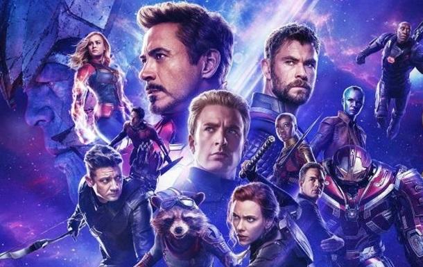 """Фильм """"Мстители: Финал"""" стал самым кассовым в истории"""