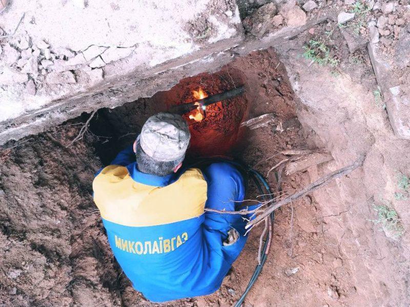 Газовщики обнаружили и ликвидировали более тысячи утечек на газопроводах Николаевской области