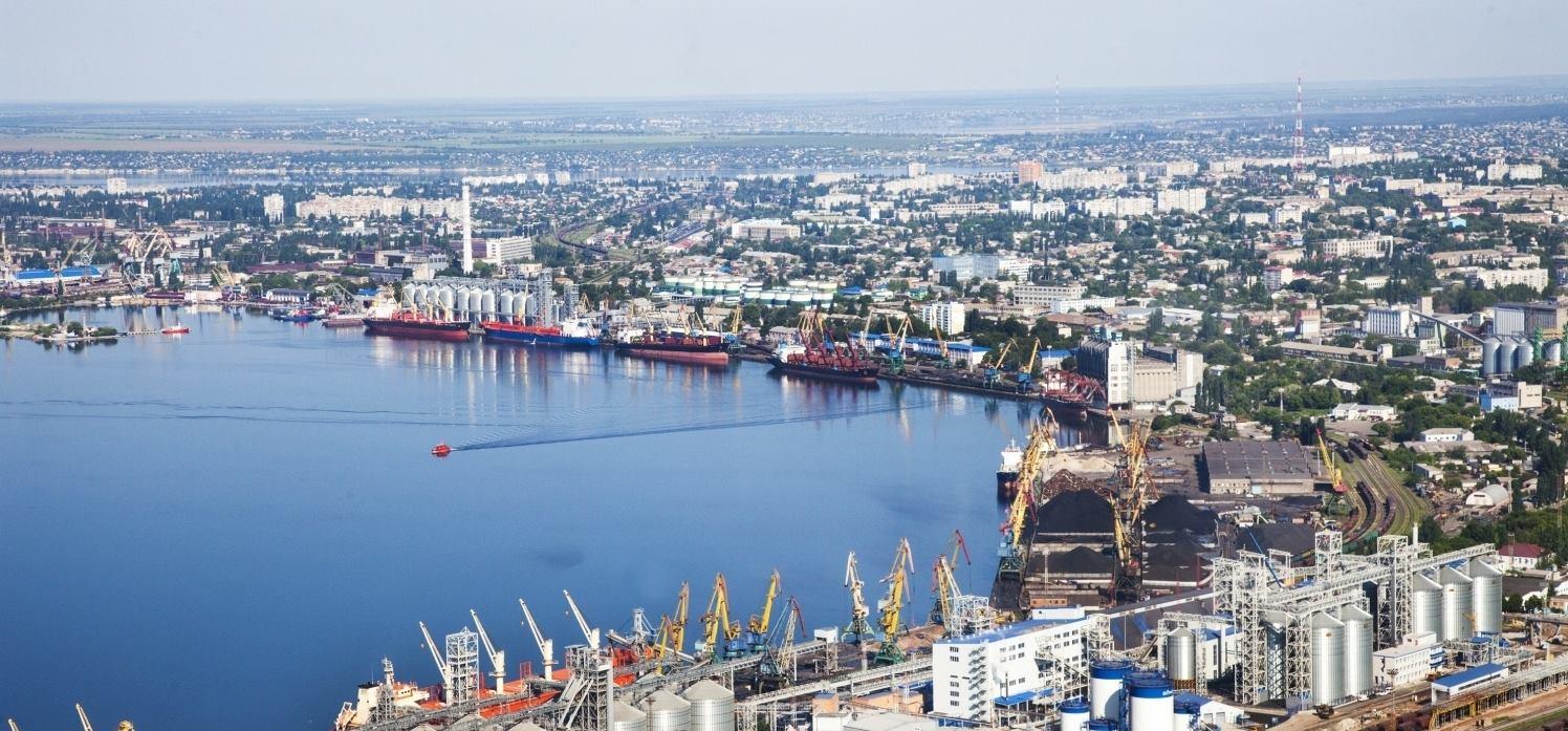 Николаевский морпорт сократил перевалку грузов с начала года на 13% 5