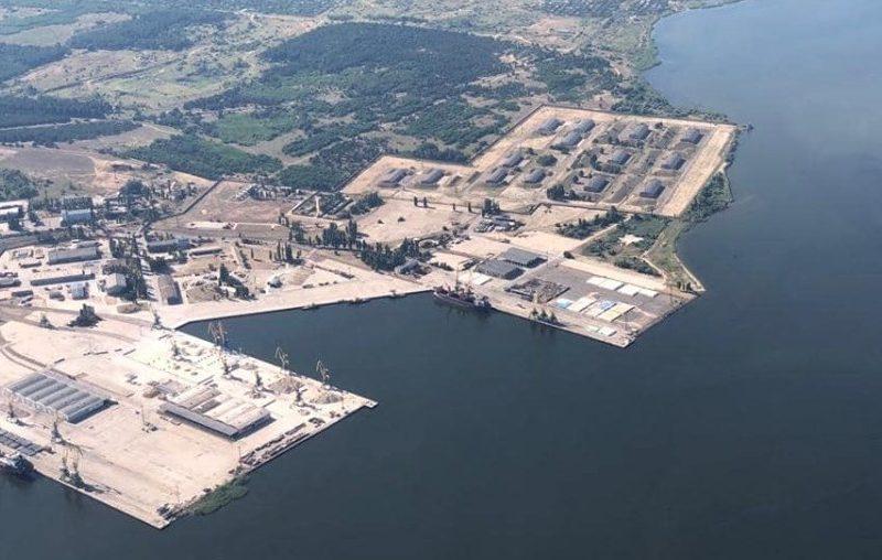 Николаевский порт «Ольвия» достался в концессию катарской компании