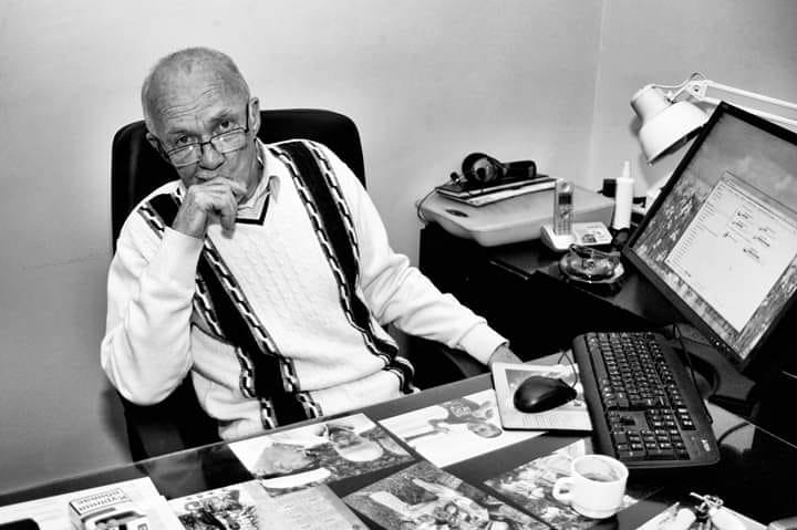 Умер Владимир Пучков, николаевский поэт и журналист