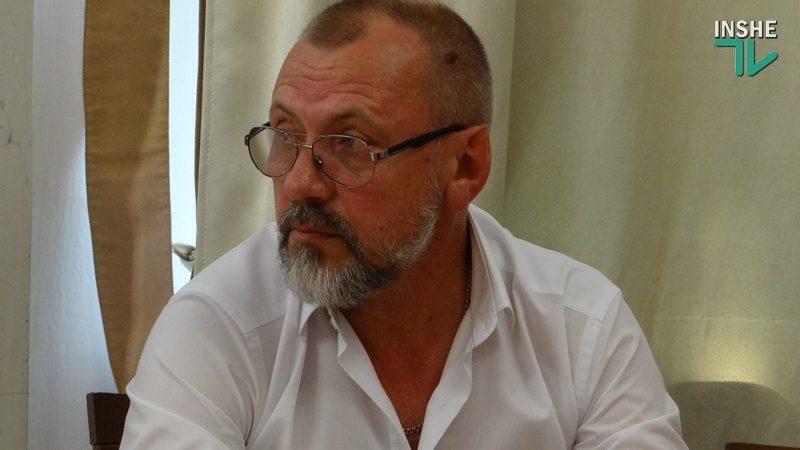 С подачи Тимошина исполком Николаевского горсовета не принял решение по «лавочкам Жолобецкого» (ВИДЕО)