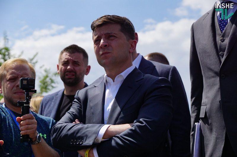 Зеленский внес на согласование в Кабмин еще троих губернаторов. Николаевского среди них нет