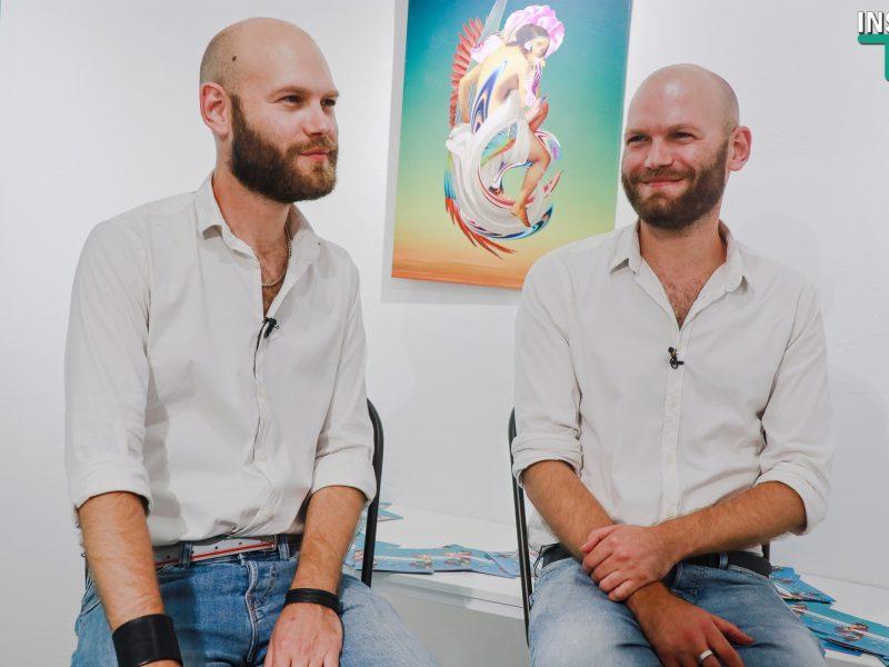 Николаевцы увидели «Трансформацию» известных классических картин из фондов музея Верещагина (ФОТО)