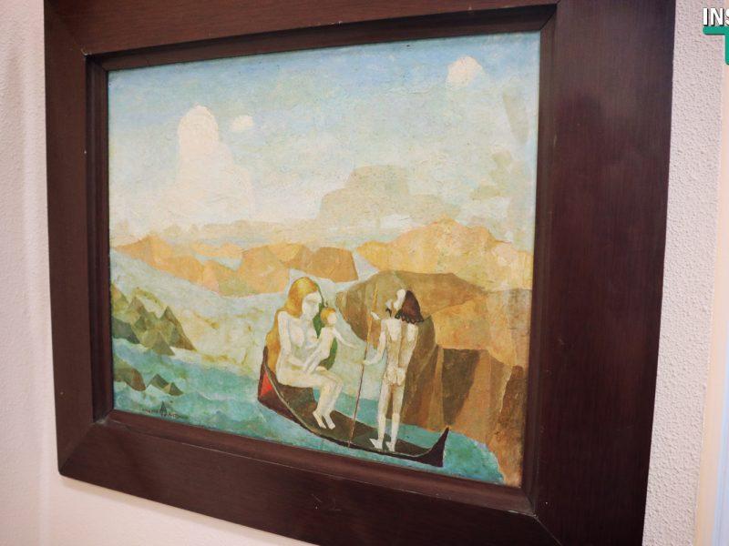 «Они написали свои евангелие»: в Николаеве открыли совместную выставку «Созвездие Народных» (ФОТО)