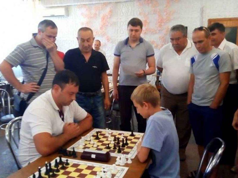 В Южноукраинске состоялся командный чемпионат Николаевской области по быстрым шахматам