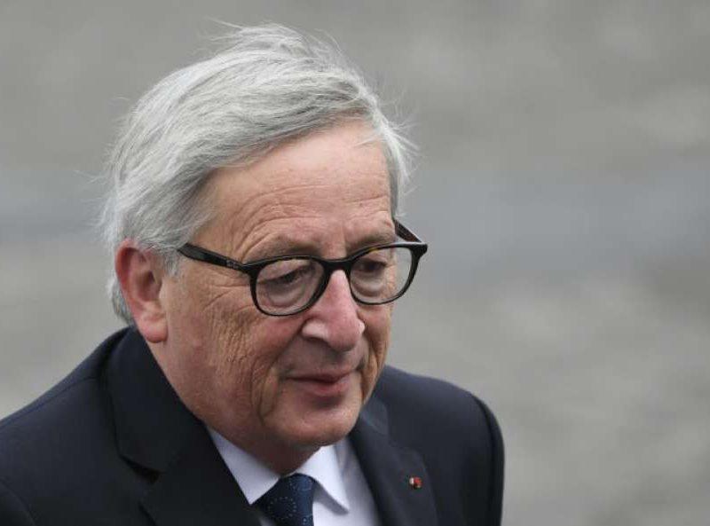 Президент Еврокомиссии Жан-Клод Юнкер был экстренно госпитализирован в Люксембурге