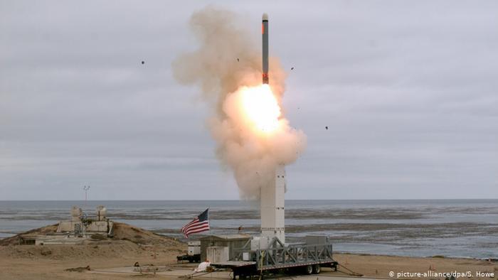 США впервые после расторжения с Россией ракетного договора провели испытания крылатых ракет