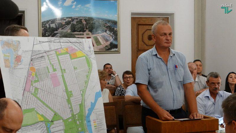 Кладбища в Кульбакино точно не будет – исполком Николаева проголосовал за детальный план территории мкрн. «Богоявленский» (ВИДЕО)