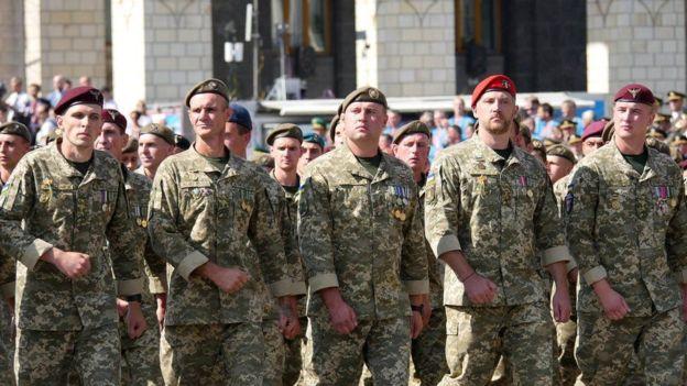 В Украине статус участника боевых действий имеют более 405 тыс. человек