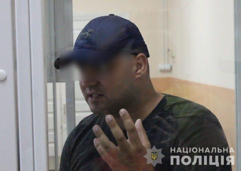 Задержанному в Николаеве блогеру «Малышу», который на камеру избил воина АТО, избрали меру пресечения  (ВИДЕО)