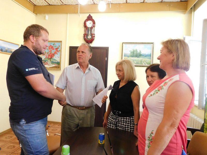 Первую в Украине закупку социальных услуг в сфере ВИЧ/СПИД провели в Николаеве (ФОТО)