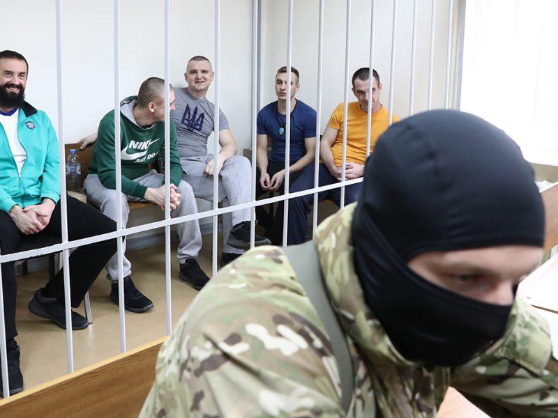 СМИ: Украина и Россия договорились об обмене удерживаемыми по формуле 33 на 33