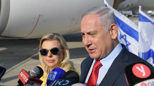 Новый способ привлечь внимание: Премьер-министр Израиля объяснил, почему его супруга бросила кусочек каравая на землю