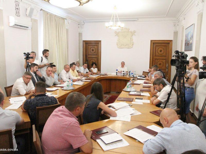 Исполком утвердил решение о привлечении кредита ЕБРР на новые троллейбусы. Их могут доставить в Николаев в середине 2020 года