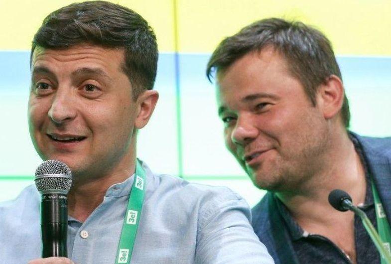 «Просто команду дай «Рядом!»»: «95-й квартал» протроллил «теплые отношения» Зеленского и Богдана (ВИДЕО)