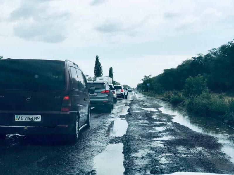 Николаевская ОГА потратила в декабре на ремонт дорог 47 млн.грн. из Дорожного фонда