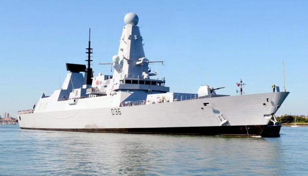 «Обстрел» эсминца Defender у берегов Крыма: в Британии опубликовали секретные документы